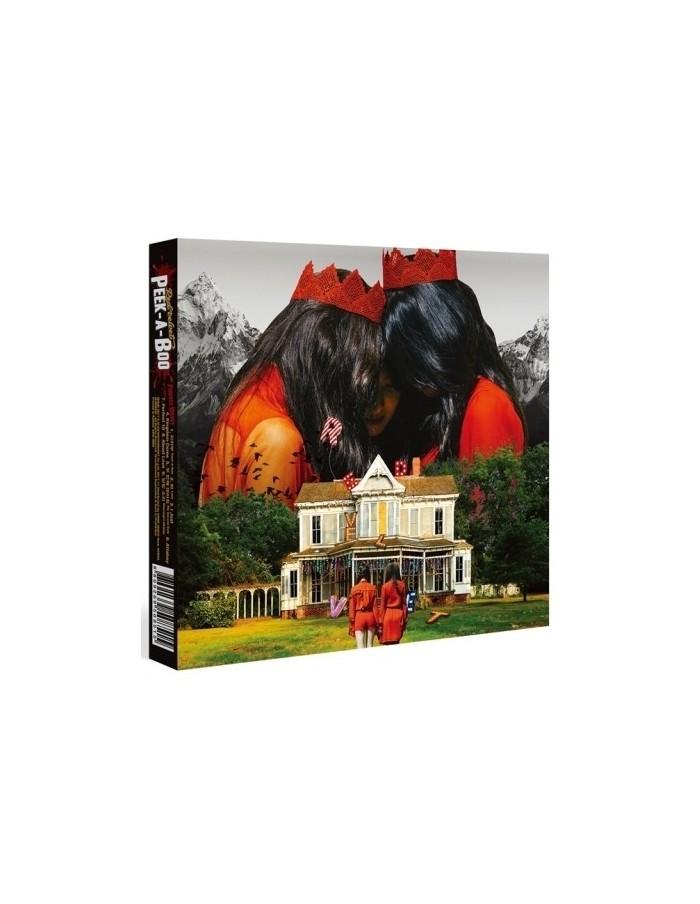 Red Velvet 2nd Album - PERFECT VELVET CD + Poster