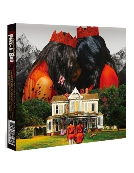 Red Velvet 2nd Album - PERFECT VELVET CD + Poster
