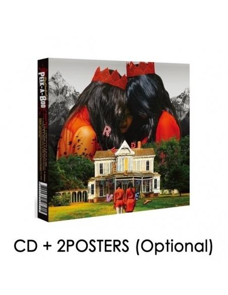 Red Velvet 2nd Album - PERFECT VELVET CD + 2 Posters