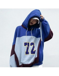 [H88] Rugby 72 Napping Hoodie