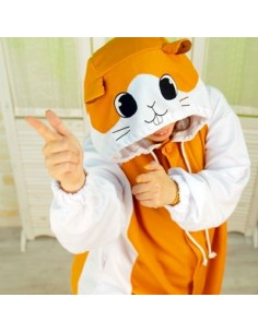 SHINEE Animal Pajamas - HAMSTER