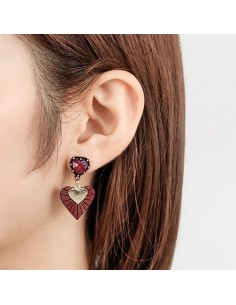 [AS332] Flen Earring
