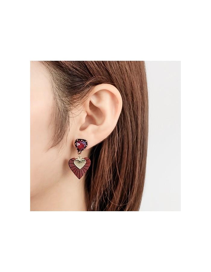 [AS332] Flen Earring
