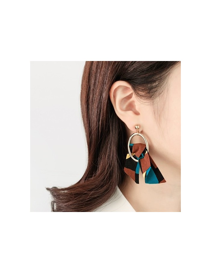 [AS338] Letters Earring
