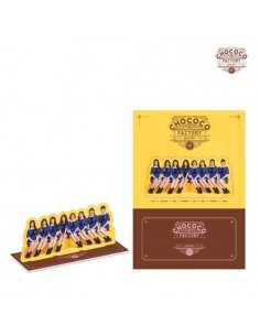 gugudan Official Photo Stand - Act.3 Chocochoco Factory