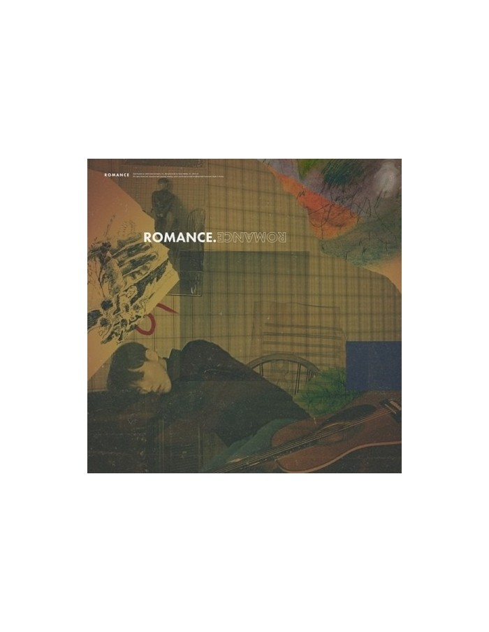 Yoo Seung Woo 4th Mini Album - ROMANCE CD