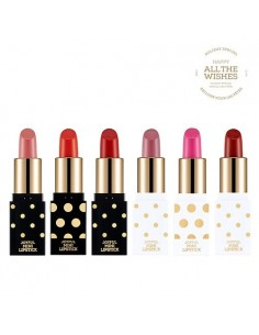 [Thefaceshop] Holiday Eddition :Joyful Mini Lipstick Kit 1.3g*3