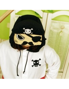 SHINEE Animal Pajamas - PIRATE MASTER