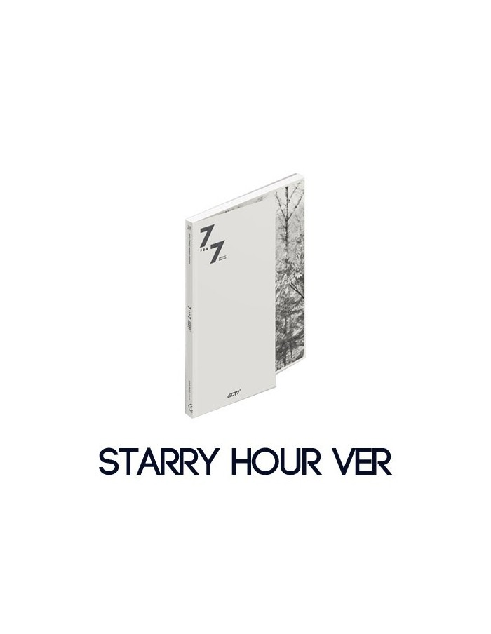 GOT7 - 7 FOR 7 PRESENT EDITION CD + POSTER (STARRY HOUR Ver)