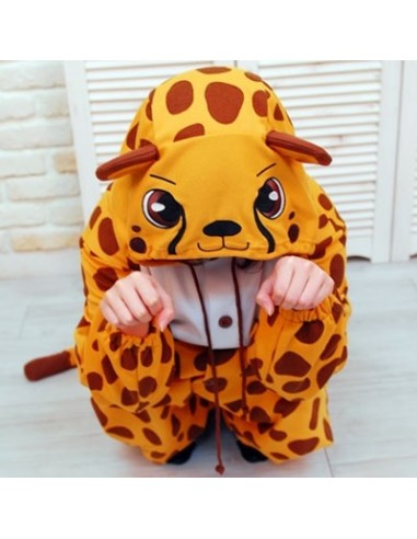 SHINEE Animal Pajamas - CHEETAH