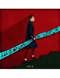 JUN. K 2nd Mini Album - 나의 20대 CD