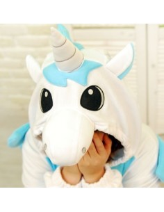 SHINEE Animal Pajamas - BLUE UNICORN