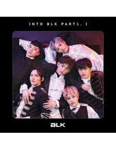 BLK 1st Mini Album - INTO BLK PART1. I CD