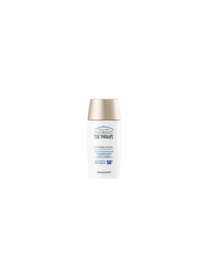 [Thefaceshop] The therapy Royal Maid Moisture Blending Sun 50+ PA+++ 55ml