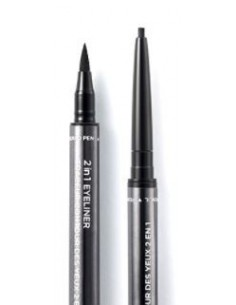 [Thefaceshop] The face shop 2in 1 Eyeliner 0.4g