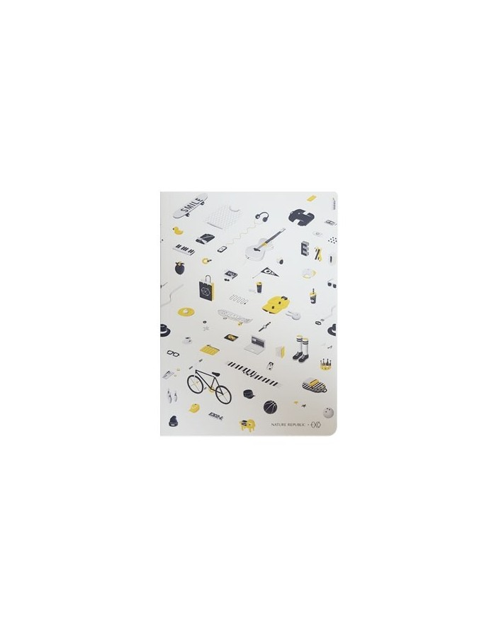 [ Nature Republic ] Official EXO Notebook Ver.2