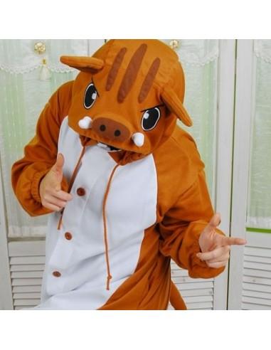 SHINEE Animal Pajamas - WILDPIG