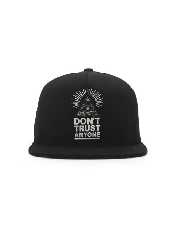 [CAP493] DONT TRUST Snapback -- 상세페에이지