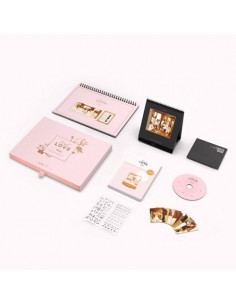 TWICE 2018 SEASON'S GREETINGS [FIRST LOVE]