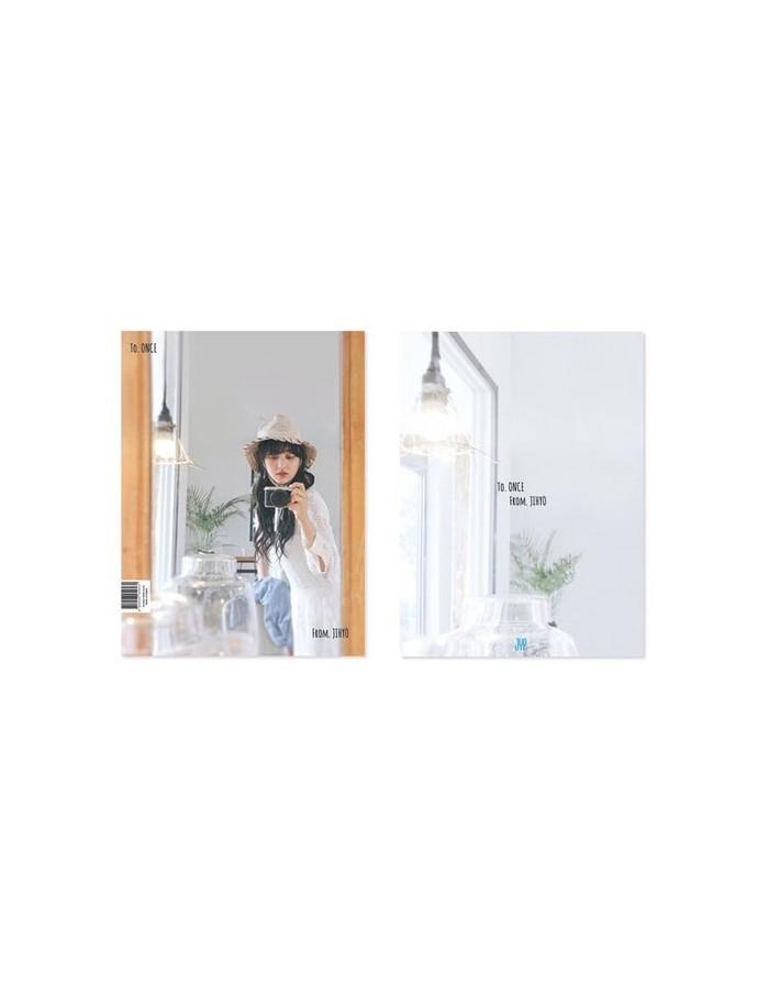 TWICE - TO.ONCE FROM.JIHYO PHOTOBOOK Photobook