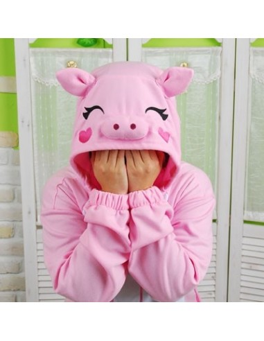 SHINEE Animal Pajamas - PINK PIG vol.2