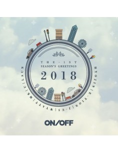 ONF - 2018 SEASON'S GREETINGS