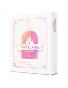 TWICE - TWICELAND :  THE OPENING CONCERT DVD (3 DISC)