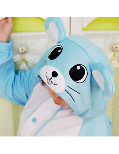 SHINEE Animal Pajamas - BLUE MOUSE