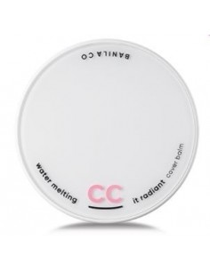 [BANILA CO] It Radiant CC Essence Cover Balm SPF50+ PA+++ 15g