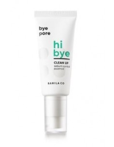 [BANILA CO] Hi Bye Clean Up Sebum Control Essence 40ml