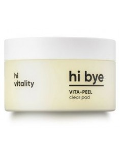 [BANILA CO] Hi Bye Vita Peel Clear Pad 85ml