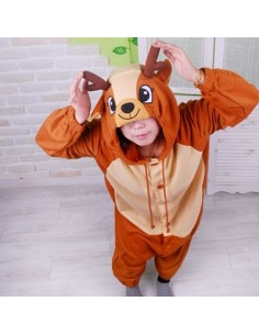 SHINEE Animal Pajamas - DEER