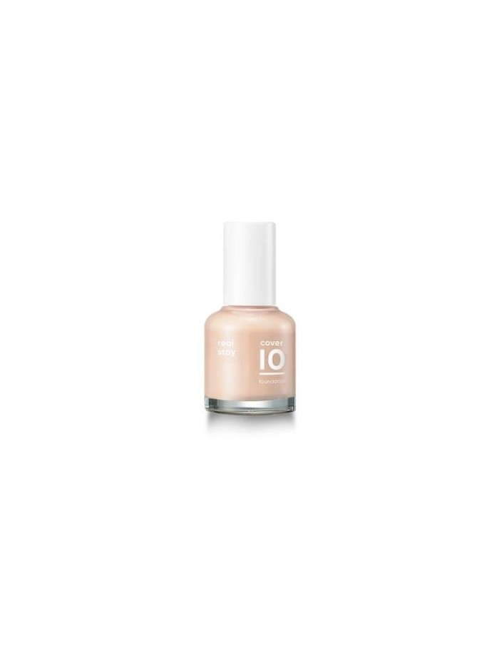 [BANILA CO] Cover 10 Real Stay Foundation 30ml