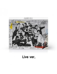 THE BOYZ 1st Mini Album - THE FIRST CD (Ver.A LIVE) + POSTER