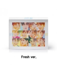 THE BOYZ 1st Mini Album - THE FIRST CD (Ver.B FRESH) + POSTER
