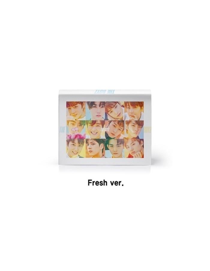 THE BOYZ 1st Mini Album - THE FIRST CD (Ver.B FRESH) + POSTER