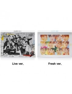 [SET] THE BOYZ 1st Mini Album - THE FIRST 2CDs + 2 Different POSTERS