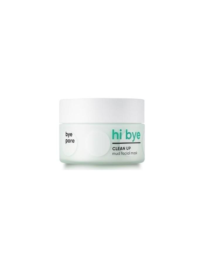 [BANILA CO] Hi Bye Clean Up Mud Facial Mask 100ml