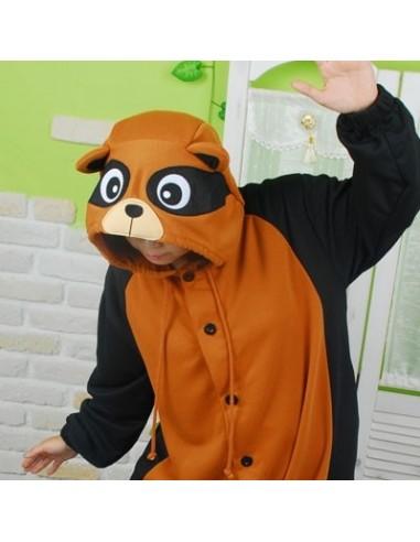 SHINEE Animal Pajamas - RACOON