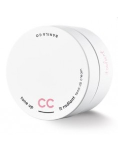 [BANILA CO] It Radiant CC Tone Up Cream 50ml