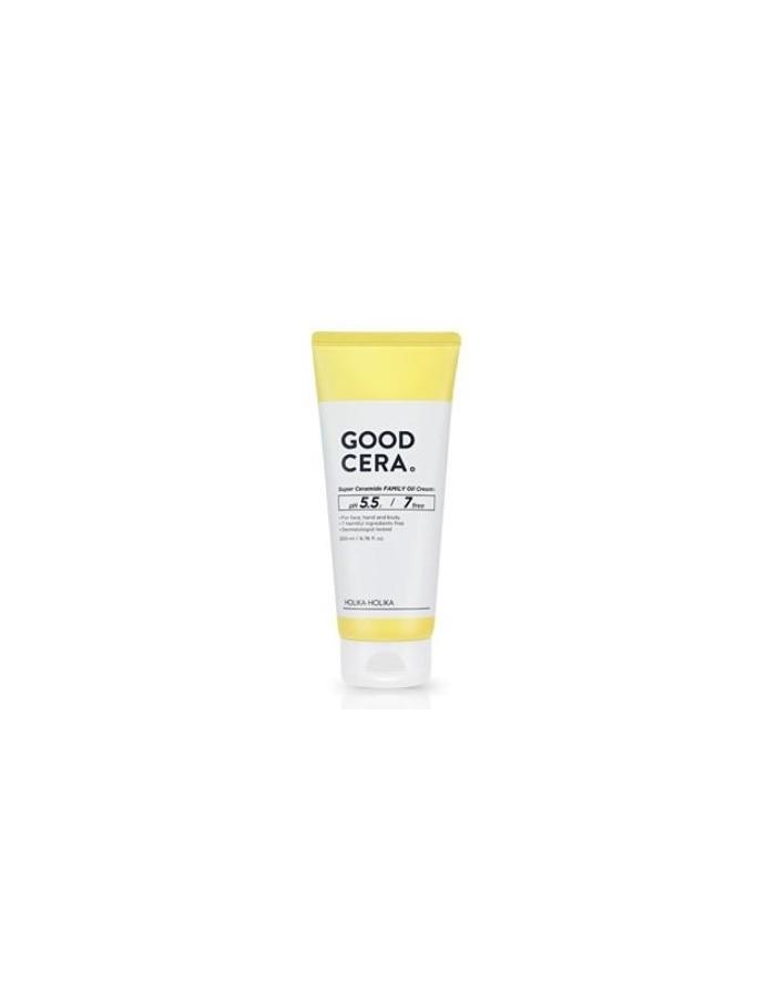 [Holika Holika] Good Cera Super Ceramide Family Oil Cream 200ml