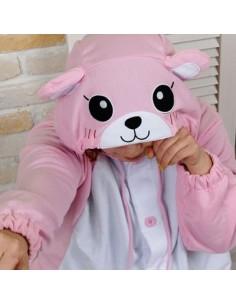 SHINEE Animal Pajamas - PINK BEAR vol.2