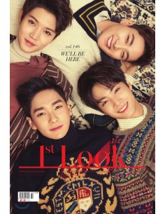 The First Look Vol.146 NUEST W (GROUP)