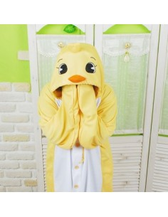 SHINEE Animal Pajamas - CHICK