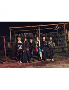 BAP 8th Single Album - EGO CD + Poster