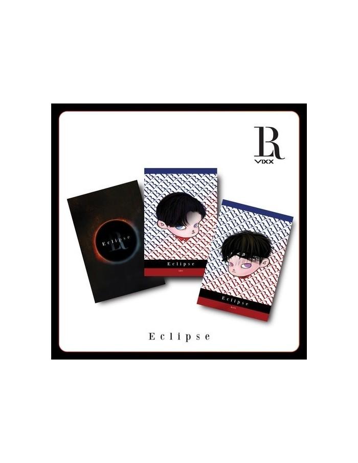VIXX LR 1st Concert ECLIPSE Goods - Lenticular Postcard Set