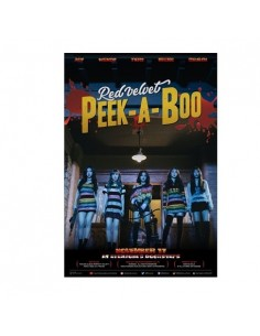 [Poster] RED VELVET 2nd Album PERFECT VELVET  Poster