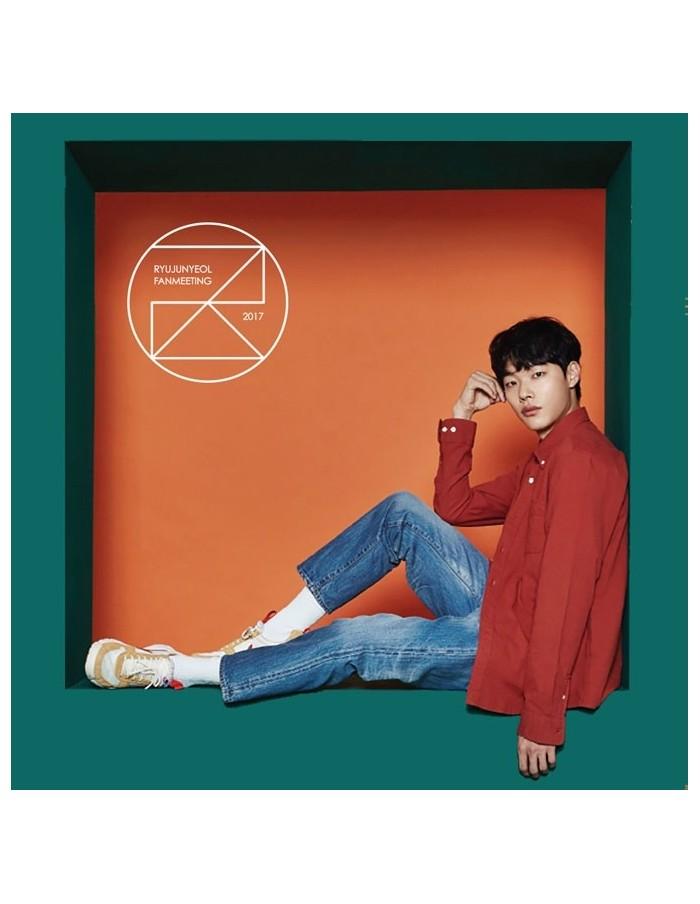 RYU JUN YEOL - BIRTHDAY FANMEETING DVD