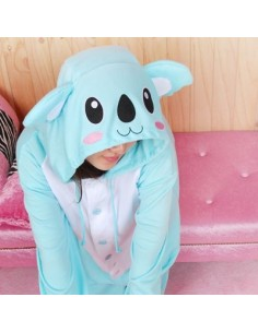 SHINEE Animal Pajamas - KOALA