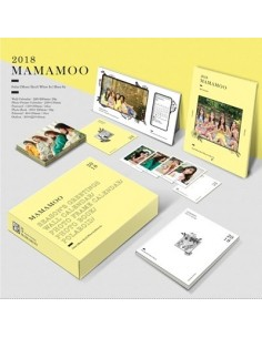 MAMAMOO - 2018 SEASON'S GREETING